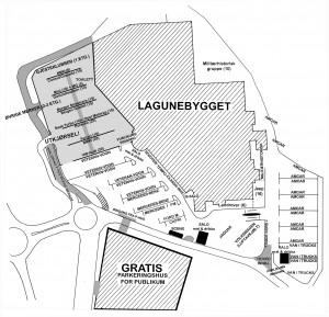 Kart over lagunen VM2015-2