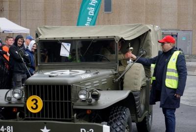 Bergen-Militærhistorisk-Kjøretøyforening
